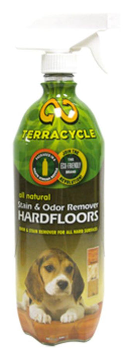 TerraCycle Hardfloor Stain & Odor Remover - 1 Ltr. C&P: Specialty Cleaners TerraCycle