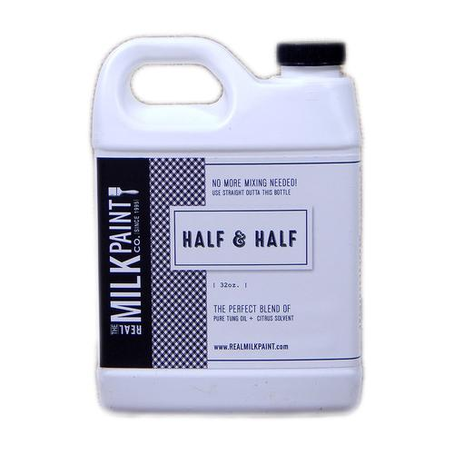 Half Pure Tung Oil and Half Citrus Solvent B&R: Lumber & Wood Products The Real Milk Paint Co