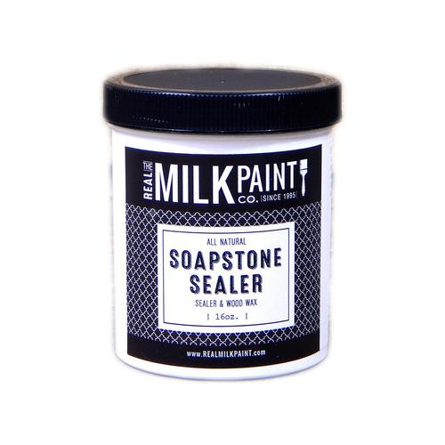 Soapstone Sealer & Wood Wax B&R: Lumber & Wood Products The Real Milk Paint Co.