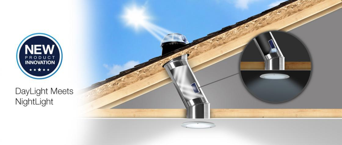 "Solatube 14"" ISn Daylighting Kit B&R: Daylighting & Solar Power Solatube"