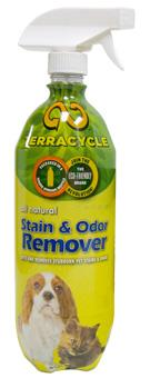 TerraCycle Stain & Odor Remover - 1 Ltr. C&P: Specialty Cleaners TerraCycle