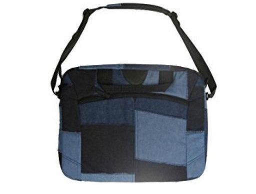 TerraCycle Denim LapTop Case B&K: School & Art Supplies TerraCycle