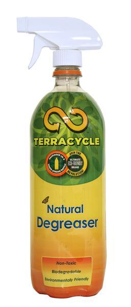 TerraCycle Natural Degreaser C&P: Surface Cleaners TerraCycle