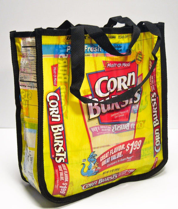 TerraCycle Tote - Malt-O-Meal - Black Trim RG: Reusable Bags TerraCycle