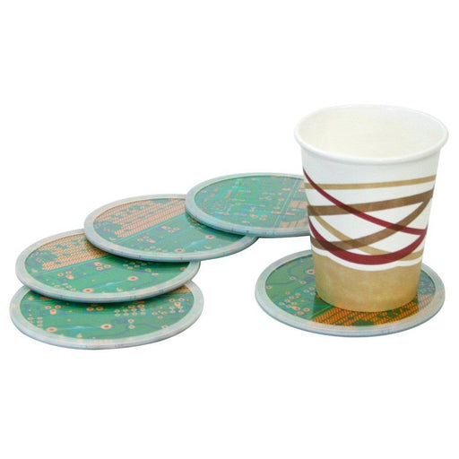 TerraCycle Circuit Board Coasters