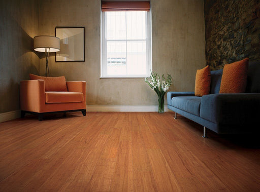 US Floors Strand Woven Solid Locking Stained Bamboo B&R: Flooring & Carpeting DwellSmart