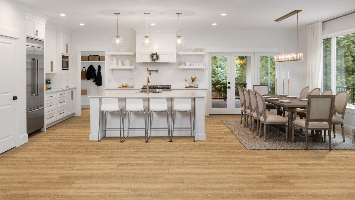 "COREtec Plus 7"" Plank - Tampa Oak - VV012-01792 B&R: Flooring & Carpeting USFloors"