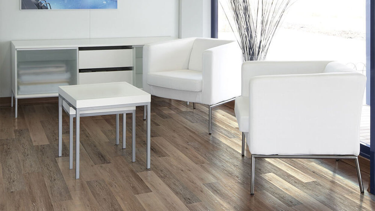 "COREtec Plus 7"" Blackstone Oak - VV024-00707 B&R: Flooring & Carpeting USFloors"