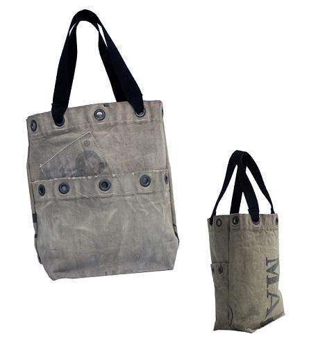 TerraCycle Mail Bag Tote RG: Reusable Bags TerraCycle