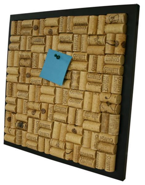Terracycle Wine Corkboard - Vineyard H&G: Home Decor TerraCycle