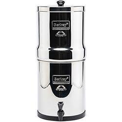 "Big Berkey with 9"" Ceramic Filters C&P: Air & Water Purification Berkey Water Filters"