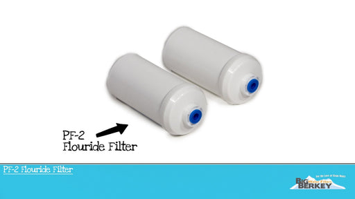 Berkey PF-2 Filter C&P: Air & Water Purification Berkey Water Filters