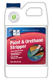 Soy-Gel Paint and Urethane Stripper
