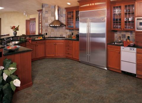 COREtec Plus River Slate B&R: Flooring & Carpeting USFloors