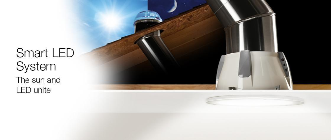 Solatube Smart LED System-Primary