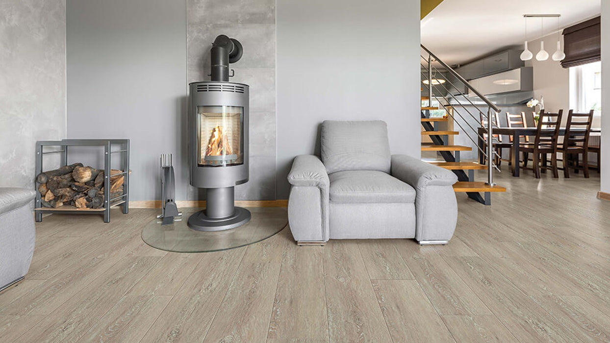 COREtec Plus XL Enhanced - Everest Oak - VV035-00901 B&R: Flooring & Carpeting USFloors