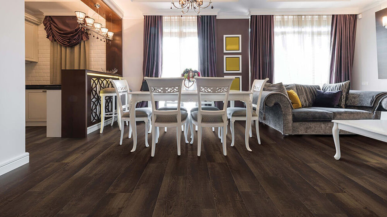 COREtec Plus XL Enhanced - Williamson Oak - VV035-00914 B&R: Flooring & Carpeting USFloors