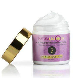 [CASE OF 6] Step 2: Moisture Infusion Styling Creme