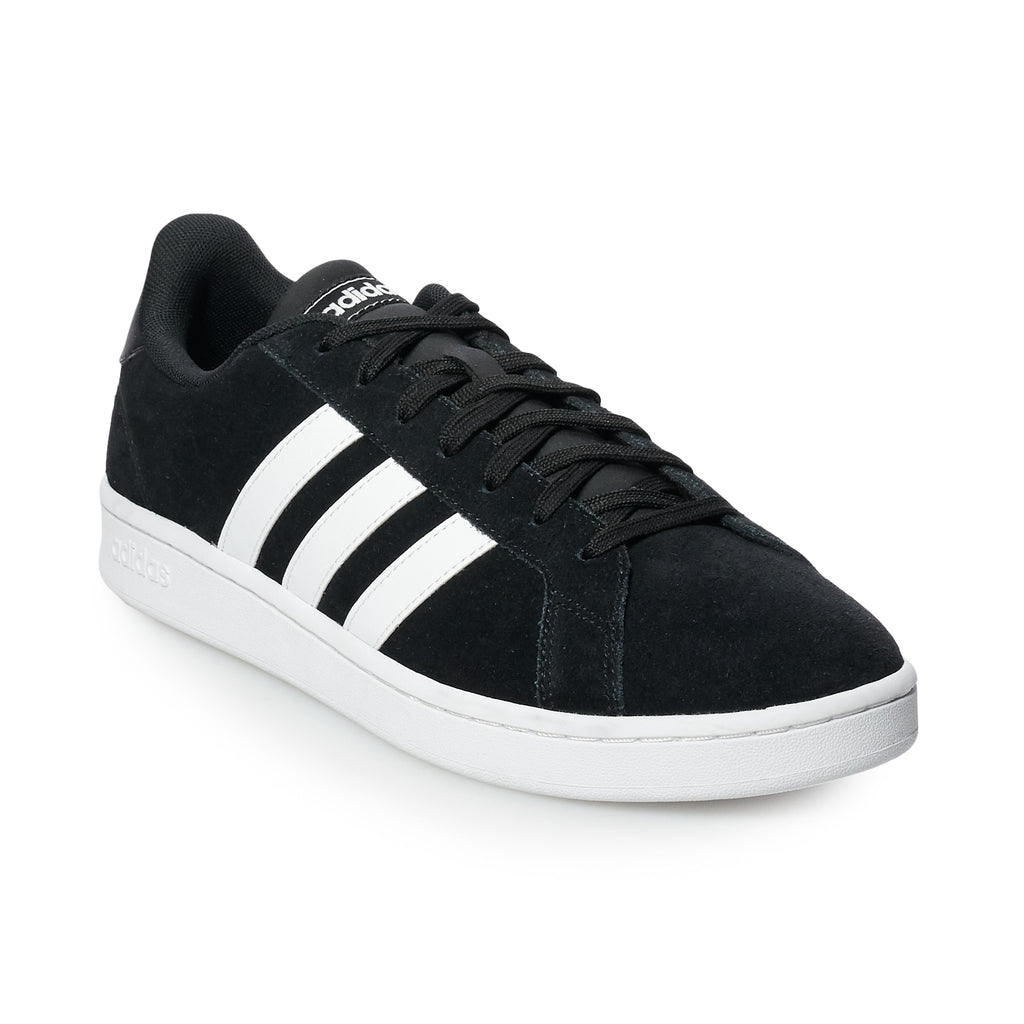 47c42464687e3 adidas Grand Court Men s Suede Sneakers – Foots Land