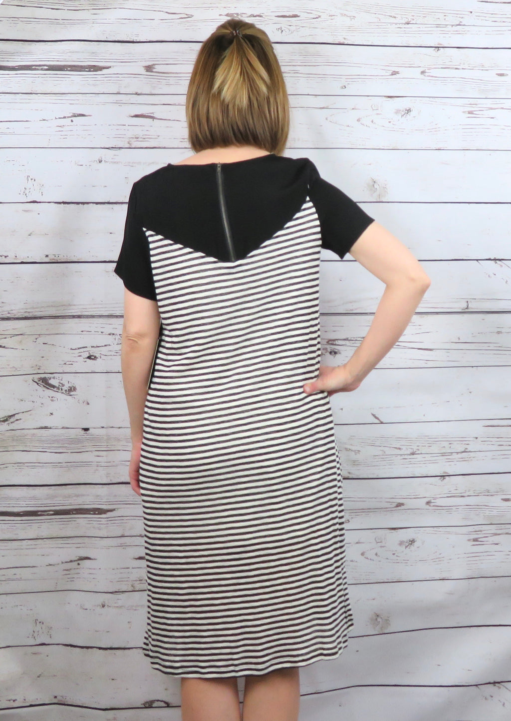 Easy Pocket Dress