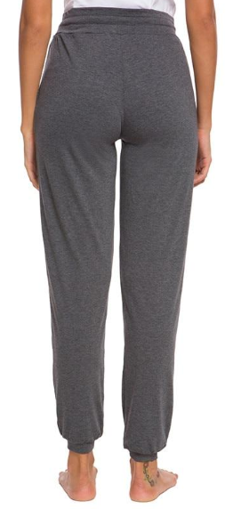 Casual Ankle Band Joggers