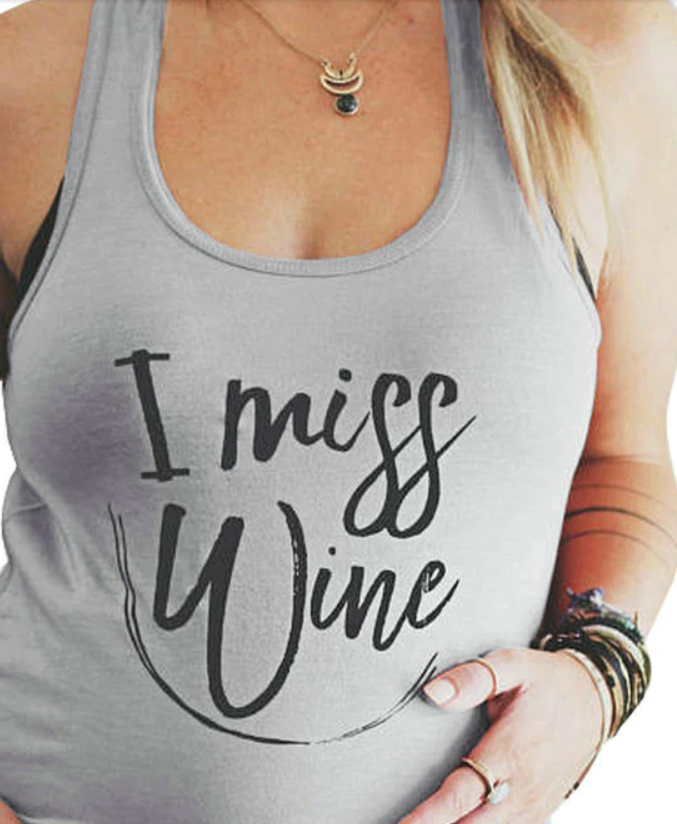 I Miss Wine Shirt (3719646969916)