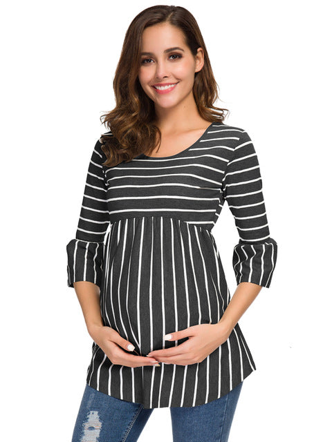Tunic Maternity Top (4159125651588)
