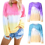 Gradation Nursing Sweater