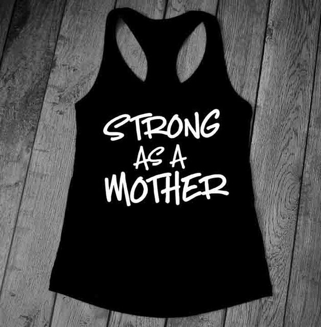 Strong as a Mother Tank