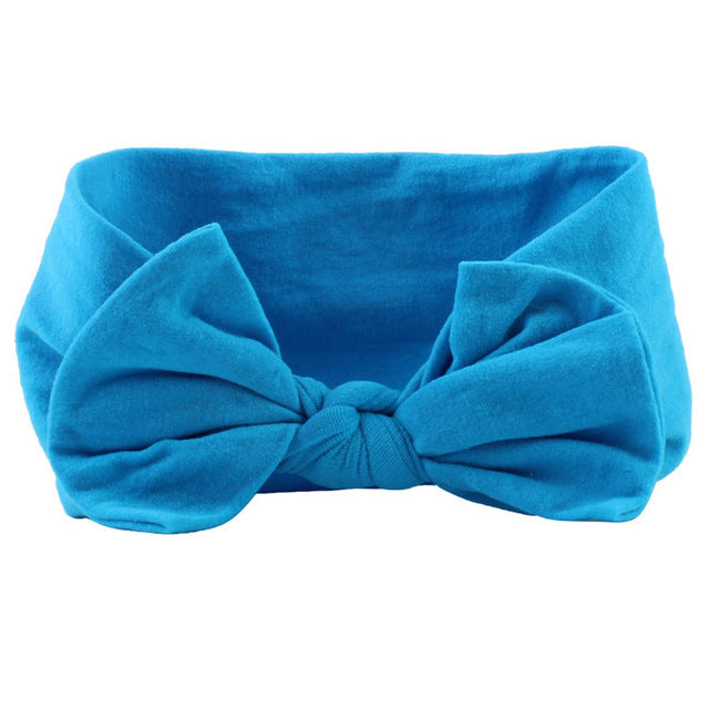 Soft Bow Knot Turban