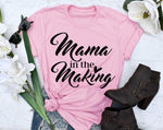 Mama in the Making Tee (3724173115452)