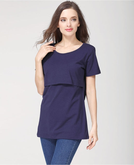 Nursing Top (3734370975804)