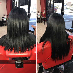 Silky straight Bundle