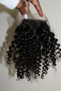 Jerry Curl Closure