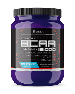 BCAA 12,000 BLUE RASPBERRY