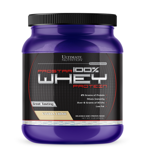 PROSTAR 100% Whey Protein | Ultimate Nutrition – Ultimate