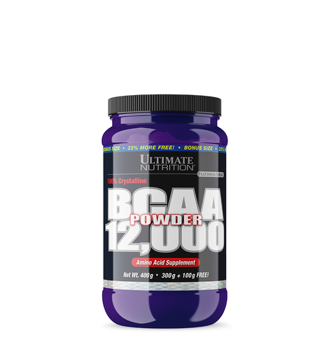 BCAA 12,000 Powder (Unflavored)
