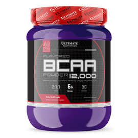 BCAA 12,000 RUBY RED CANDY