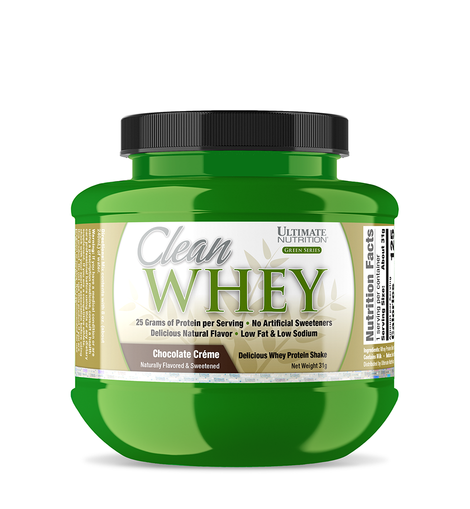 CLEAN WHEY SAMPLE BOTTLE