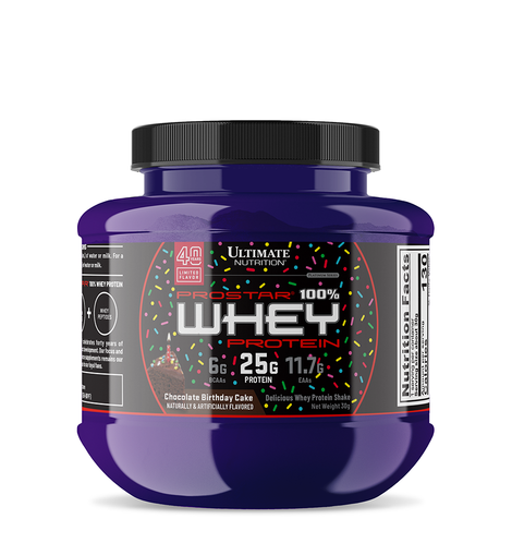 PROSTAR 100% WHEY SAMPLE BOTTLE