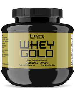 WHEY GOLD SAMPLE BOTTLE
