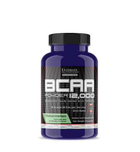 BCAA 12,000 SAMPLE BOTTLE