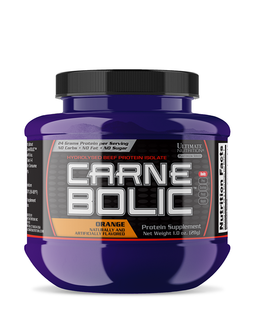 CARNEBOLIC™ SAMPLE BOTTLE