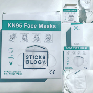 KN95 box  Full nose & mouth Face Covering personal protection