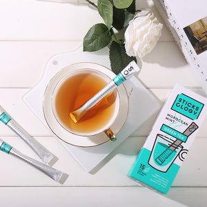 The Travel Collection special x3 - Breakfast, earl grey and mint green Teas