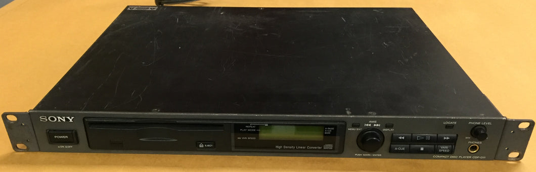 Sony CDP-D11 CD Player