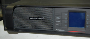 Lab Gruppen PLM 20000Q Amplifier, 6 Month Warranty