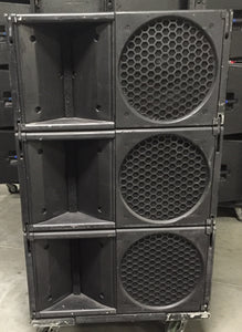 Clair i-DL, Left line array loudspeaker