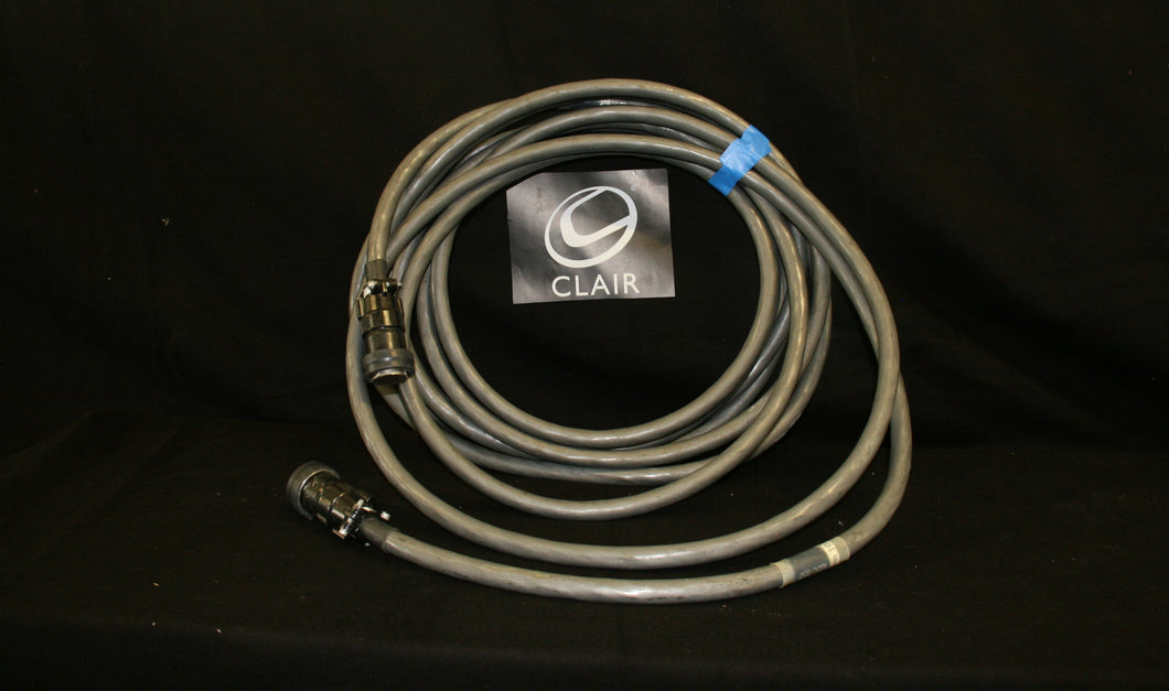12-Channel Multicore Audio Signal Cable 10 meter