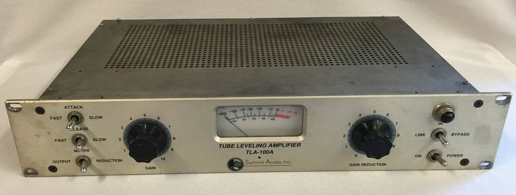 Summit TLA-100 Single Channel Tube Compressor